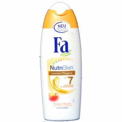 FA YOGHURT PEACH GEL DE DUS 250ML