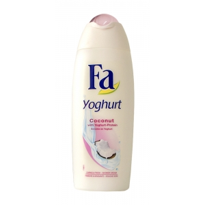 FA YOGHURT COCONUT GEL DE DUS 250ML