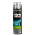 GEL DE RAS GILLETTE MACH3 200 ML.