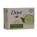 DOVE SAPUN FRESH TOUCH 100G