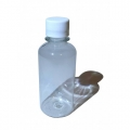 FLACON PET 200ML CU DOP