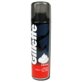 SPUMA DE RAS GILLETTE REGULAR 200 ML.