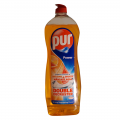 PUR 900ML ORANGE& GREFUIT