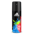 DEO ADIDAS TEAM FIVE 150ML