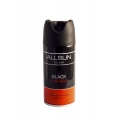 DEO SPRAY ALLSUN BLACK ENERGY 150ML