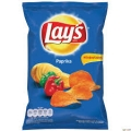CHIPS LAYS ARDEI 65G