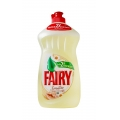 DETERGENT DE VASE FAIRY SENSITIVE MUSETEL & VIT. E 450 ML.