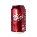 BAUTURA CARBOGAZOASA DR.PEPPER 330 ML.