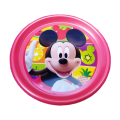 FARFURIE PLATA DIN PLASTIC MICKEY MOUSE - DISNEY