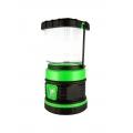 LAMPA CAMPING TIP FELINAR LED 3W CU ACUMULATOR REINCARCABIL