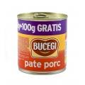 PATE BUCEGI DE PORC 300GR