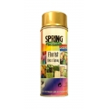 SPRAY DECORATIV SPRING BRITE GOLD 400 ML.